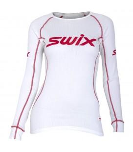 Undertøy Overdel Damer Swix RaceX bodyw LS Womens 40416