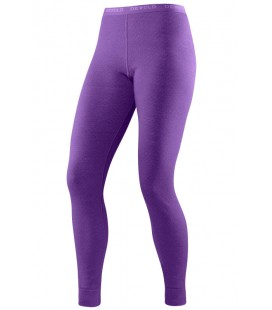 Devold Active Vision Woman Long Johns Ametyst