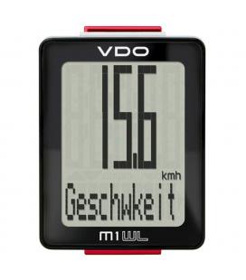 VDO M1.1 WL Computer m/4 funk (trådløs)