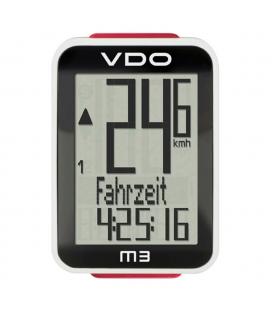 VDO M3 WL Computer m/temp (trådløs)