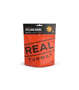 Turmat Real Turmat Kylling Karri 500g 5214