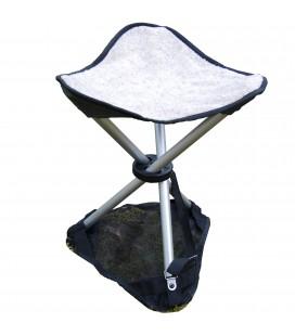 Stoler & Sitteunderlag EP Kryss-stol med truge & skinnsete C903