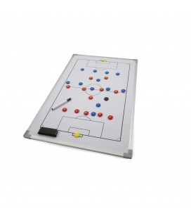 Assist Veggtavle Fotball m/Tilbehør 30x45cm