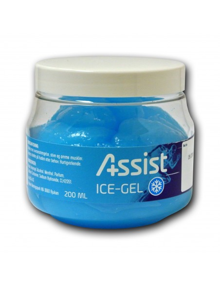 Sportsutstyr Assist Ice Gel 200ml 06102301 119 kr