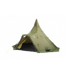 Tilbehør lavvu Helsport Lavvu Stang Camp Dør 4-6 365-010