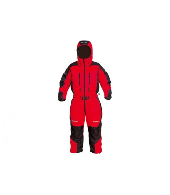 Vattert og Dunjakker Herrer Bergans Expedition Down Suit Red/Black 5320 5,799.00