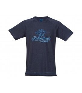 T-skjorter og Pique Herrer Bergans Tee 6862