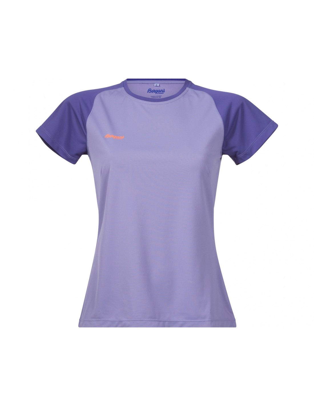 360cecac ... T-skjorter, Topper og Pique Bergans Slingsby Lady Tee 6527 ...