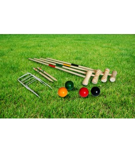 Spill & lek Greensport Croquet Set LM10014