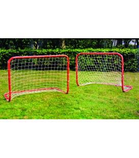 Greensport Twin Socker Goal Set (2 stk fotballmål)