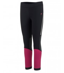 Twentyfour Race Tights Dame Blåsort