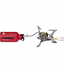Primus OmniLite Ti w. Bottle & Pouch