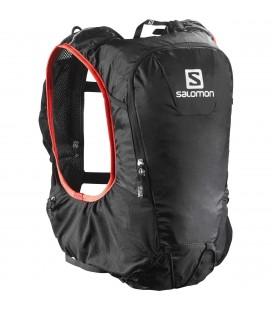 Drikke- & Multisportsekker Salomon Skin Pro 10 Set Black l37996800