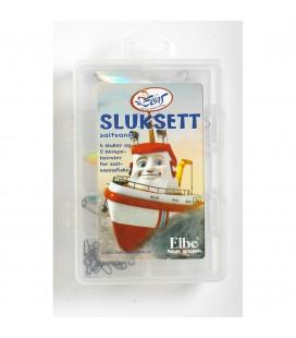 Elias Sluksett Saltvann 9 deler