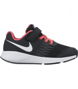 Nike Star Runner (PSV) Black/White