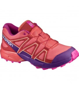 Salomon Speedcross Junior Living Coral