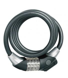 Abus Spirallås 1450 Raydo Pro m/lys