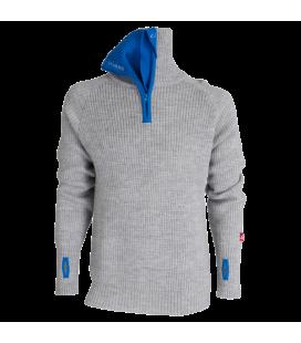 Grey Melange/Skydiver