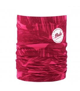 Bula Printed Wool Tube Red