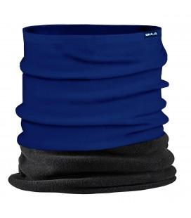 Bula Solid Fleece Adge Tube DBlue