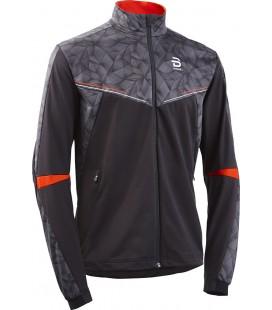 Ski og Snowboardjakker Herrer Bjørn Dæhlie Intent Jacket Black/Orange SportsDeal! 332061-99900