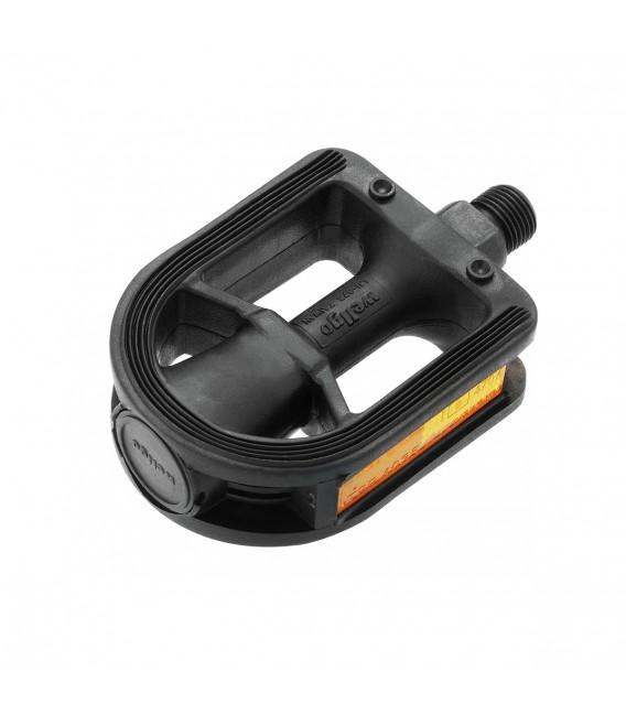 Pedaler Agilo Pedal 1/2 Junior Plast Sort 173313-7 99 kr