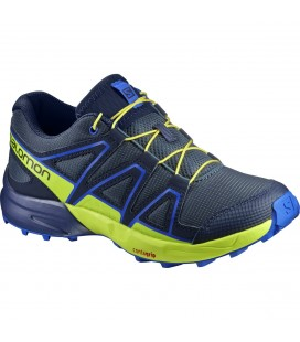 Salomon Speedcross Junior Ombre Blue