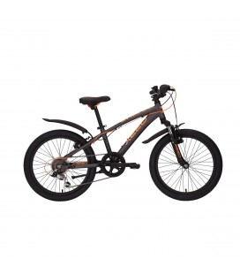 "Xeed XC JR Gutt 20"" Orange Matt"