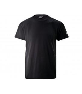 T-skjorter og Pique Herrer Twentyfour Motion T-Skjorte Sort 26813