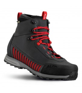 Alfa Lyng A/P/S GTX Woman Black/Red