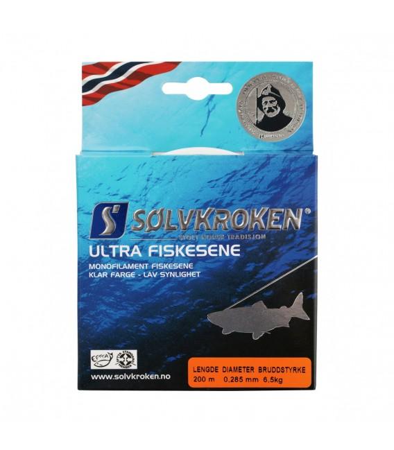 Sener Sølvkroken Ultra Sene Clear 507712 169 kr