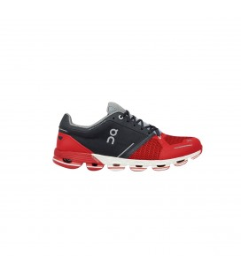 ON Cloudflyer Herre RDWH/Red/White