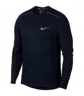 Nike Tailwind Top Ls Black
