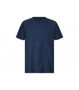 T-skjorter og Pique Herrer Bergans Take a Hike Tee 2239