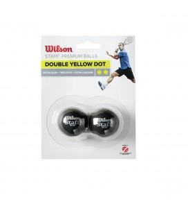 Tennis & Squash Wilson Staff Squash 2 Ball wrt617600