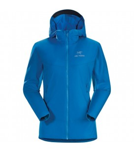 Overdel Dame Arcteryx Atom SL Hoody Womans Macaw SD17309