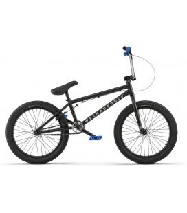 Wethepeople Nova 20'' 2018 Freestyle BMX Sykkel Matt Sort