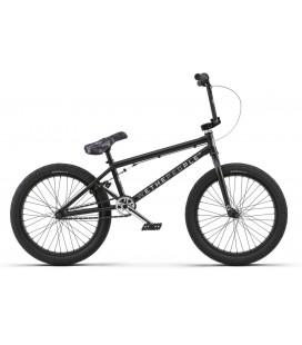 Wethepeople Curse 20,25'' 2018 Freestyle BMX Sykkel Matt Sort
