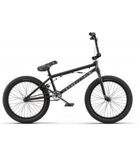 Wethepeople Curse Gyro 20,25'' 2018 Freestyle BMX Sykkel Matt Sort