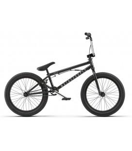 Wethepeople Versus 20,65'' 2018 Freestyle BMX Sykkel Svart