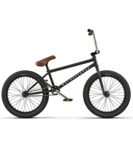 "Wethepeople Trust Freecoaster 20,75"" 2018 Freestyle BMX Sykkel Matt Black"