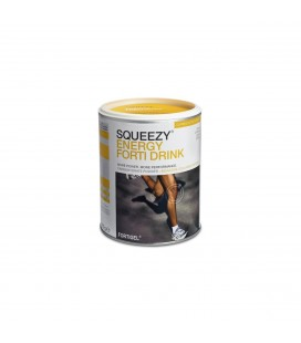 Sportsdrikker Squeezy Energy Forti Drink 400 g - Sitron 100043