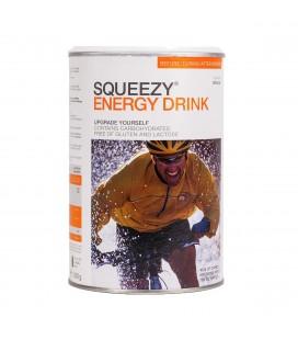 Sportsdrikker Squeezy Energy Drink 500 g - Appelsin 100040