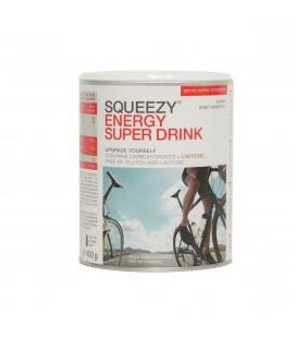 Sportsdrikker Super Energy Drink 400 g m Koffein - Søt Grapefrukt pu0039