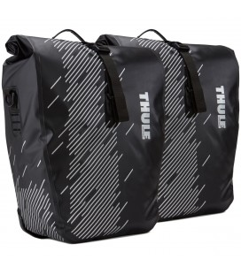Vesker & kurver Thule Shield Pannier Large (pair) Monument/Black 100072