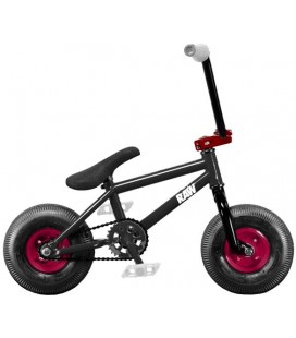 Raw Tip Mini BMX Sykkel Black