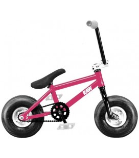 Raw Scrub Mini BMX Sykkel Fuschia