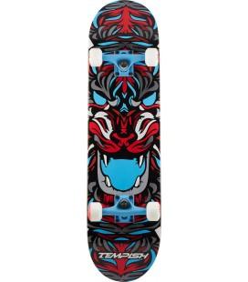 """Tempish Tiger Skateboard 8"""" Blå"""