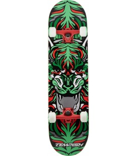 "Tempish Tiger Skateboard 8"" Grønn"