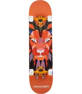 "Tempish Lion Skateboard 8"" Oransje"